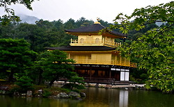 Kinkaku-ji Temple- The famed Golden Pavillion