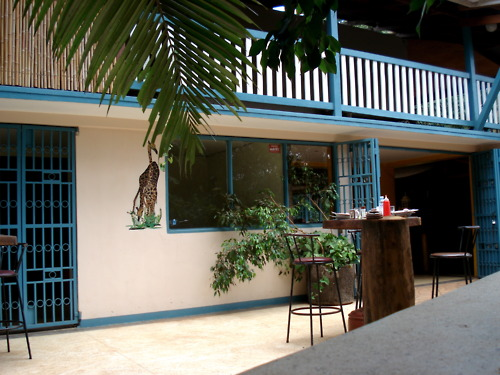 The Backpackers Hostel, Uganda