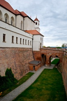Wandering around Spilberk Castle in Brno, Czech Republic