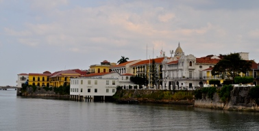 Heading into the Casco Viejo area