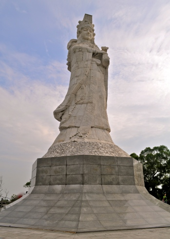 The A-Ma Statue