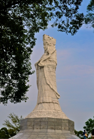 A-MA Statue