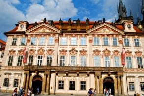 Kinský Palace