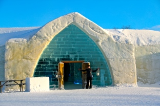 Welcome to the Hotel de Glace