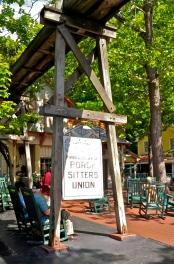 The Porch Sitters Union