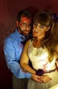 Zombie Prom Pose