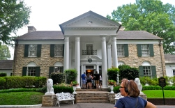Walking into Graceland