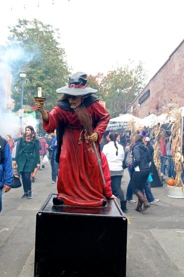 A present day Salem witch