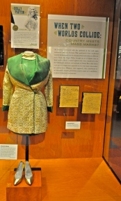 One of Dolly Parton's costumes