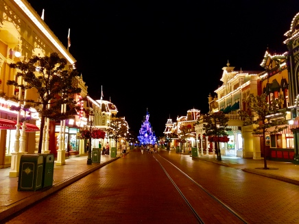 Bonsoir Disneyland Paris!