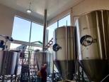 Taking a tour of the Quidi Vidi Brewery