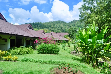 The Maekok River Village Resort