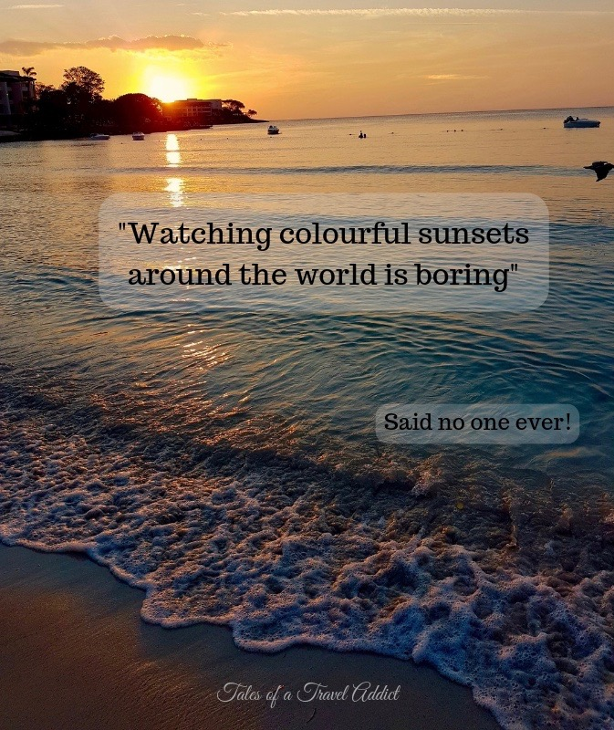 Watching sunsets around the world is boring-2